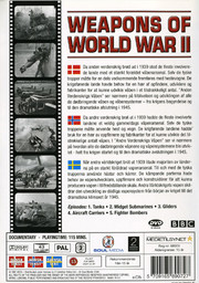 Weapons of World War II - Volym 1