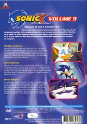 Sonic X - Volym 9
