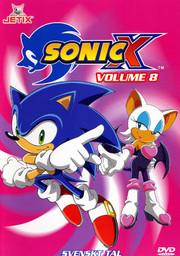 Sonic X - Volym 8