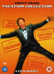 National Lampoon's Vacation Collection (ej svensk text)