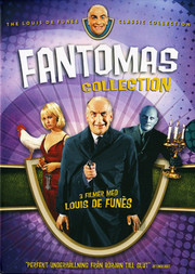 Fantomas - Collection Box