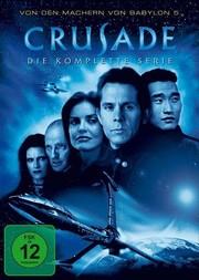 Crusade - Complete Series (ej svensk text)