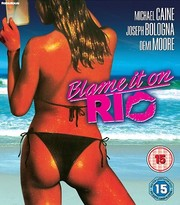 Blame It On Rio (ej svensk text) (Blu-ray)
