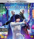 Ghost In the Shell (2017) (4K Ultra HD Blu-ray)
