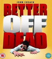 Better Off Dead (ej svensk text) (Blu-ray)