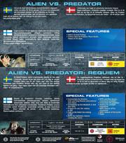 AVP 1 / AVP 2 (2-disc) (Blu-ray)