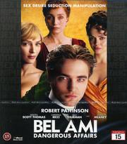 Bel Ami (Blu-ray) (Begagnad)