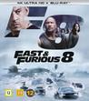 Fast & Furious 8 (4K Ultra HD Blu-ray)