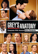 Grey's Anatomy - Säsong 5