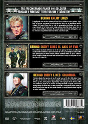 Behind Enemy Lines - Ultimate Collection (3-disc)