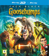 Goosebumps (Real 3D + Blu-ray)