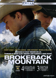 Brokeback Mountain (Begagnad)