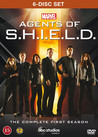 Agents Of S.H.I.E.L.D. - Säsong 1 (6-disc)