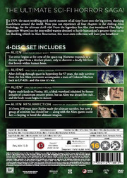 Alien - Anthology Collection (4-disc)