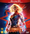 Captain Marvel (Real 3D + Blu-ray)