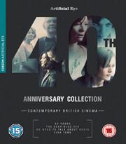 Artificial Eye 40th Anniversary Collection: Volume 1 - British Cinema (ej svensk text) (Blu-ray)