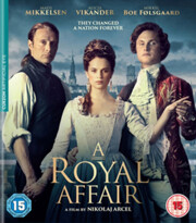 A Royal Affair (ej svensk text) (Blu-ray)
