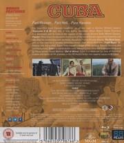 Cuba (ej svensk text) (Blu-ray)