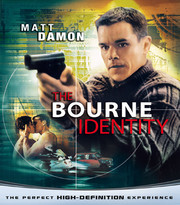 Bourne Identity (Blu-ray) (Begagnad)