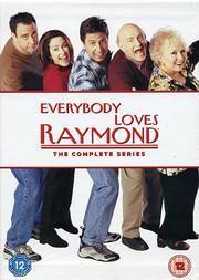 Alla Älskar Raymond - Hela Serien (44-disc) (ej svensk text Säsong 1)