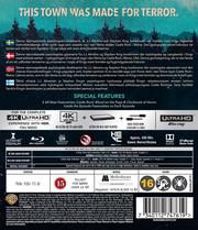 Castle Rock - Säsong 1 (4K Ultra HD + Blu-ray)