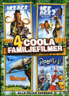 4 Coola Familjefilmer (4-disc)