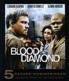 Blood Diamond (Blu-ray) (Begagnad)