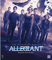 Allegiant (Blu-ray) (Begagnad)