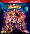 Avengers - Infinity War (Blu-ray 3D + Blu-ray)