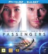 Passengers (Real 3D + Blu-ray) (Begagnad)