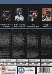 Sidney Poitier Collection (ej svensk text)