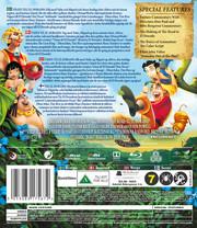 Vägen Till El Dorado (Blu-ray)