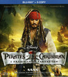 Pirates of the Caribbean - I Främmande Farvatten (Blu-ray)