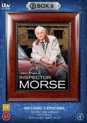Kommissarie Morse - Box 6 Del 16-18