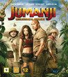 Jumanji - Welcome to the Jungle (Blu-ray) (Begagnad)