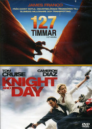 127 Timmar / Knight And Day (2-disc)