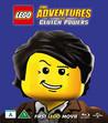 LEGO - Clutch Powers Äventyr (Blu-ray)