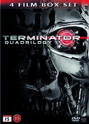 Terminator Quadrilogy Box (4-disc)