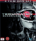 Terminator Quadrilogy Box (4-disc) (Blu-ray)