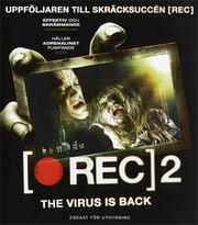 [Rec] 2 (Blu-ray) (Hyrutgåva)