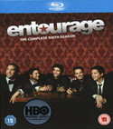 Entourage - Säsong 6 (Blu-ray)