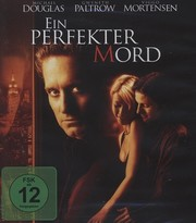 A Perfect Murder (ej svensk text) (Blu-ray)