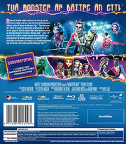 Monster High - Monsterfusion (Blu-ray)