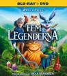 De Fem Legenderna (Blu-ray + DVD)