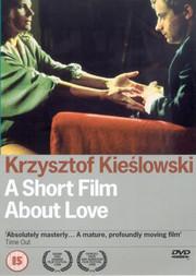 A Short Film About Love (ej svensk text)