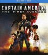 Captain America - The First Avenger (Blu-ray + DVD) (Begagnad)
