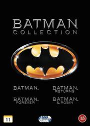 Batman Collection 1989-1997 (4-disc)
