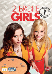 2 Broke Girls - Säsong 1