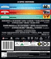 Draktränaren 1-3 (Blu-ray)
