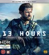 13 Hours: Secret Soldiers Of Benghazi (4K Ultra HD Blu-ray + Blu-ray)